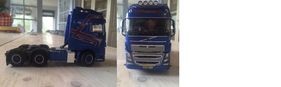 Miniatuur truck